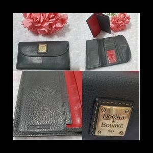 Dooney and Bourke bifold wallet